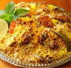 Iraqi Biryani – Traditional Rice & Meat Dish